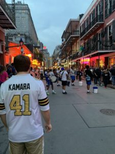 #23 – Silvester in New Orleans